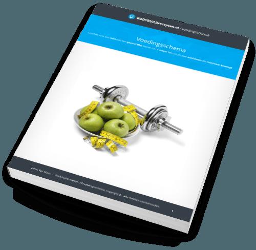 dutchbodybuilding voedingsschema