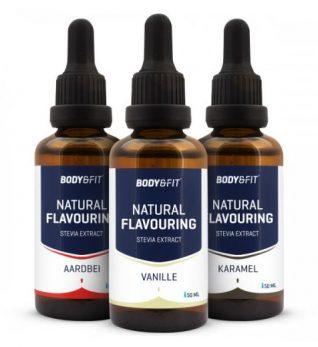 bodyenfitshop natural flavoring
