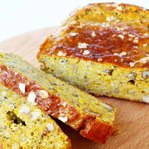 pompoen protein brood