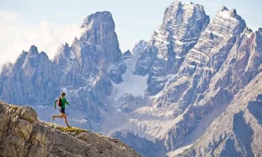 Bergafwaarts lopen