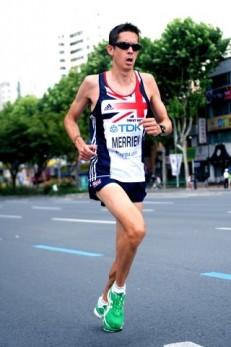 Marathon loper